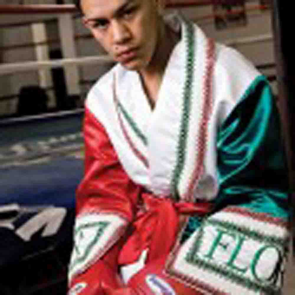 Undefeated Rising Star Miguel Flores puts undefeated record on the line in México