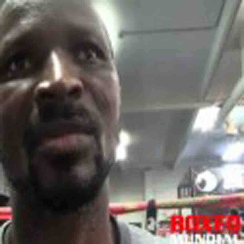 Video: Agbeko: 'I choose Rigondeaux because he is the best, and I want to beat the best to be the best'