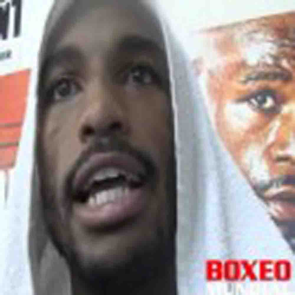 """Video: J'Leon Love: """"I'm anxious to get back in the ring, Dec. 6th we're getting ready to rock"""""""