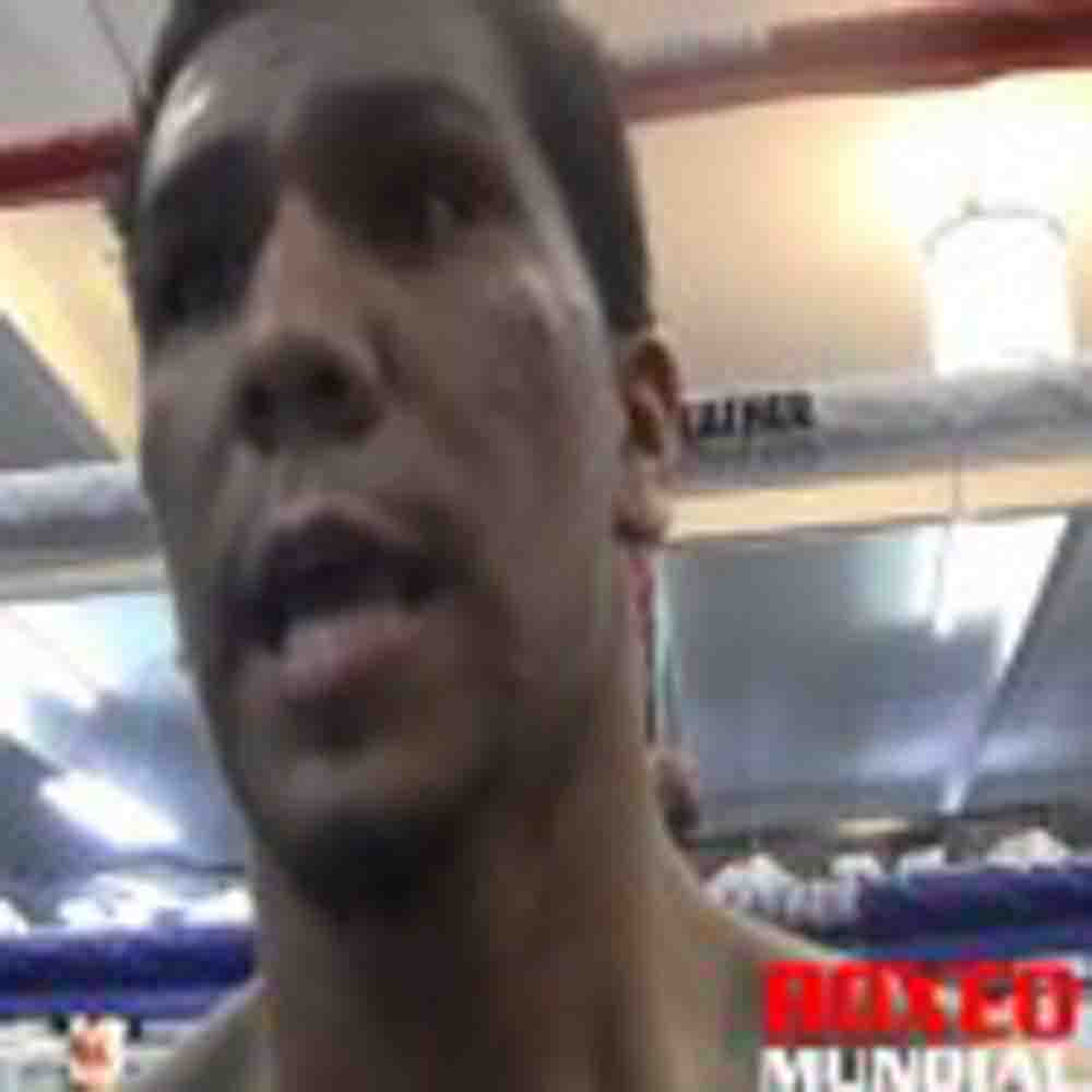 "Video: Luis ""Cuba"" Arias: ""I'm ready to show the world that I'm a serious contender"""