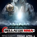 Minakov vs. Kongo Clash In Heavyweight World Title Fight Live On Spike Friday, April 4th From Reno Events Center