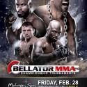 """Rampage"" faces M'Pumbu & ""King Mo"" battles Zayats in Light Heavyweight Tourney Opening Round February 28th"