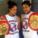 The Serrano Sisters doing it Big!, In & Out of the Ring….