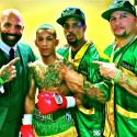 Miguel Cartagena hará su primera pelea a 8 asaltos hoy