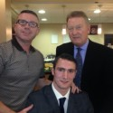 TOP TALENT TOMMY LANGFORD SIGNS WITH FRANK WARREN