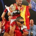 Kiko Martínez defends IBF Jr. Featherweight championship in rematch with Carl Frampton on September 6 LIVE on AWE