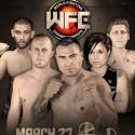 Rob Jiménez / El peleador de AMM regalará boletos para el evento del 23-3-2014