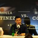 La pelea la ganaré por nocaut: 'Maravilla' Martínez