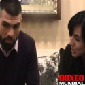 Video: El Perro Angulo talks about time in Ice Detention center and charity work