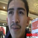 Video: Leo Santa Cruz talks about his upcoming fight with Cristian Mijares