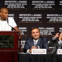 "Mayweather: ""Richard Schaefer knows there's always a home for him with Mayweather Promotions"""
