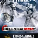 Pat Curran Defends Featherweight World Title Against Patricio Pitbull Friday, June 6th