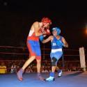 Una función amateur de toma y daca bajo la hábil dirección de Center Ring Boxing