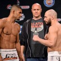 Bellator Weigh-In Results from Mid-America Center