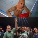 Khan y Collazo pelean por título welter Plata WBC