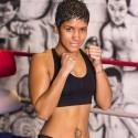 Cindy Serrano peleará por el cinto mundial ligero