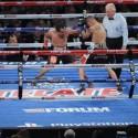 Márquez vs. Alvarado / Detalles del combate