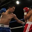 Aztecas Said, Viridiana y Ramírez, avanzan en el 'Cinturon de Oro'