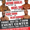 Ellison Ready for Prime Time on July 25 against Tony Luis on Sho Box