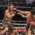 Danny Garcia, Lamont Peterson and Daniel Jacobs Take Care Of Business At Barclays Center