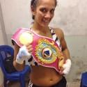 WBO lightweight Champion Amanda Serrano headlines Brooklyn Brawl
