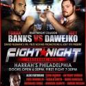Yohan Banks to take on Joey Dawejko in headline bout on September 19 at Harrahs Philadelphia