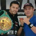 "Jhonny González vs. Jorge ""Travieso"" Arce promete ser una batalla de época"