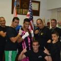 Neslan Machado obtuvo otra Victoria por KO en Orlando