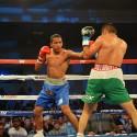 'Pruebas de fuego' de grandes campeones puertorriqueños vs. Félix Verdejo