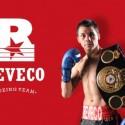 GANA REVECO FAJA FLYWEIGHT AMB POR TKO EN MENDOZA