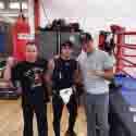 El armenio Jack Tyson debutará en E.U.A.