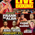 Paul Koon to take on Rex Harris in battle of undefeated Heavyweights tonight at Econo Lodge in Allentown, PA