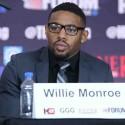 Willie Monroe Jr wants winner of Canelo vs GGG