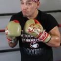 Jesús Gutiérrez estructurando públicamente su pelea del 11 de abril en el 'Westgate Casino'