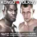 """Bellator MMA: Kongo vs. Volkov"" Official Weigh-In"