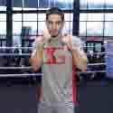Danny Garcia: When he's feeling these two bombs on his face he's going to forget about his skill