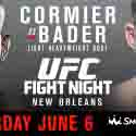 UFC® RETURNS TO NEW ORLEANS