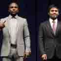 Mayweather vs. Pacquiao / 'Raymundo y to' el mundo' pendiente a la pelea