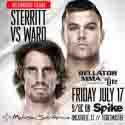 New fight! Bellator's July welterweight showcase at Mohegan Sun continues to grow