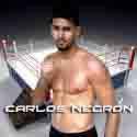 Carlos Negrón peleará por el cinto pesado FECARBOX
