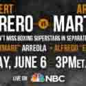 U.S. OLYMPIAN DOMINIC BREAZEALE FACES UNDEFEATED CUBAN YASMANY CONSUEGRA ON PREMIER BOXING CHAMPIONS ON NBC SATURDAY, JUNE 6