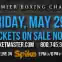 FULL CARD ANNOUNCED FOR MAY 29 PBC ON SPIKE EVENT FROM BARCLAYS CENTER IN BROOKLYN