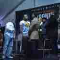 FIREWORKS BETWEEN ADRIEN BRONER & SHAWN PORTER AT FINAL PREMIER BOXING CHAMPIONS PRESS CONFERENCE