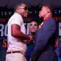 "Adrien ""The Problem"" Broner & ""Showtime"" Shawn Porter Meet the Media"
