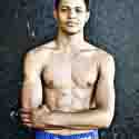 "Introducing undefeated Lightweight Sonny ""Pretty Boy"" Fredrickson"