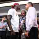 Deontay Wilder vs. Eric Molina Final Press Conference