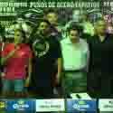 """Los peso completo Ignacio """"Caguamo"""" Esparza y Miguel Ángel """"Taxista"""" Flores encabezan cartel de RG Boxing"""