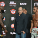 """Bellator: """"Unfinished Business"""" Weigh-In Results"""