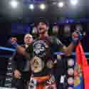 """""""The Spartan"""" Claims the Gold at Bellator 140"""