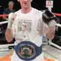 British warrior Lenny Daws returns to action